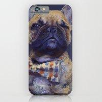 French Bulldog  iPhone 6 Slim Case