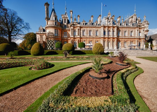 Waddesdon Manor Art Print
