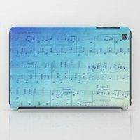 Watercolor Music iPad Case