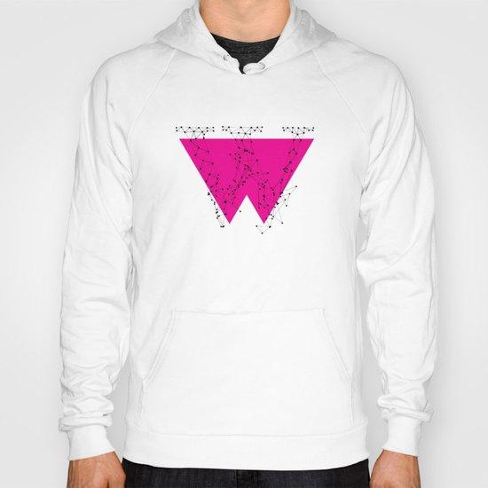 W (abstract geometrical type) Hoody