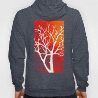 BLAZING TREES Hoody