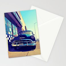 Chevrolet beauty Stationery Cards
