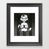 Whiteout: The Disappeara… Framed Art Print