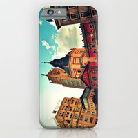 iPhone & iPod Case featuring Madrid Sky by Melanie Ann