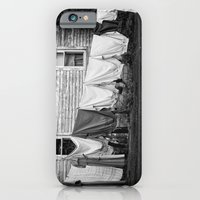 iPhone & iPod Case featuring Amish Laundry by Wood-n-Images