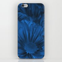 Midnight Blues iPhone & iPod Skin