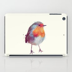 Winter Robin iPad Case