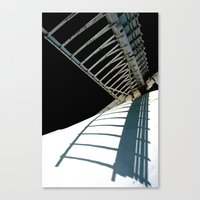 Ballycopeland Windmill Canvas Print