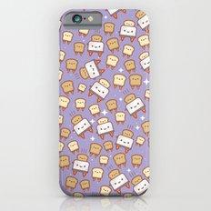 Space Toast Slim Case iPhone 6s