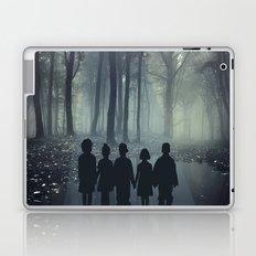 Strange Forest Laptop & iPad Skin