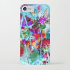 Secret Garden II - Floral Abstract Art Slim Case iPhone 7