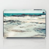 Kauai Sea Foam iPad Case