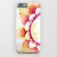 tea flower iPhone 6 Slim Case