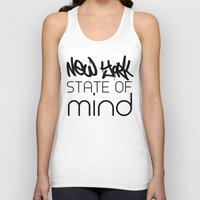 NY State of Mind Unisex Tank Top