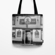 The Coopers Arms Pub Rochester Tote Bag