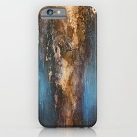 iPhone & iPod Case featuring Below by Monti Medley