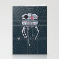 Imperial Probe Deco Droid Stationery Cards