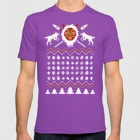 Ugly Mononoke Sweater Mens Fitted Tee Ultraviolet SMALL