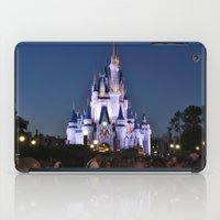 Cinderella's Castle II iPad Case