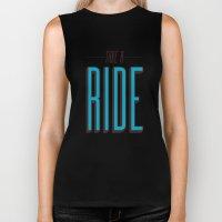 Take A Ride Biker Tank