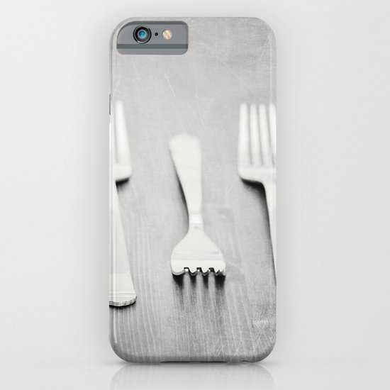 There's a fork in the road, but you never take it, always go the same way home... iPhone & iPod Case