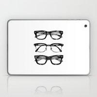 Go Hipster! Laptop & iPad Skin