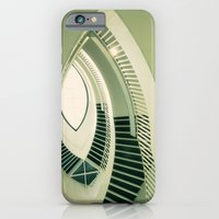 iPhone & iPod Case featuring teardrop stairs by Sookie Endo