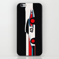 Moby Dick - Vintage Pors… iPhone & iPod Skin