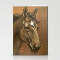 Sound Reason - Thoroughbred Stallion Stationery Cards