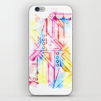 P∆INTERLY iPhone & iPod Skin