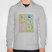 4 Little Animals Hoody