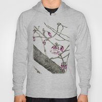 April Blossoms Hoody