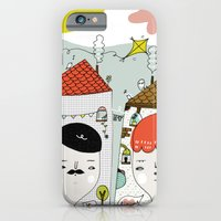 iPhone & iPod Case featuring Je T'aime by Pinkrain