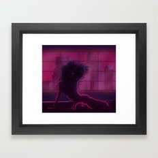 Night, Altogether Framed Art Print