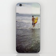 Costa Rica Polaroid #35 iPhone & iPod Skin