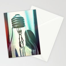 Art should disturb the comfortable. Stationery Cards