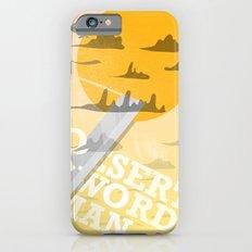 Desert Swordsman iPhone 6s Slim Case