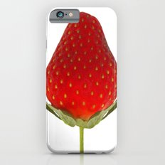 It's Strawberry Time iPhone 6 Slim Case
