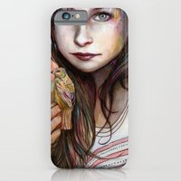 iPhone & iPod Case featuring Circe by Michael Shapcott