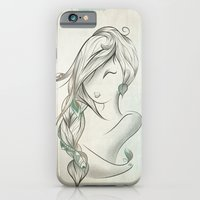 iPhone & iPod Case featuring DownWind by LouJah