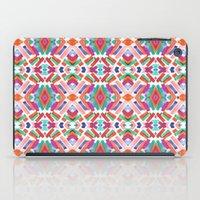 Watercolor Boho Dash 3 iPad Case