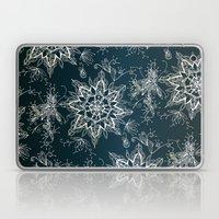 Zendala Snowflake Denim Laptop & iPad Skin