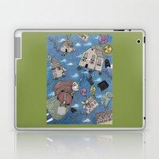 Moving Day Laptop & iPad Skin