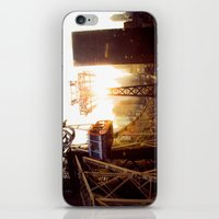 Hook, Line & Sinker iPhone & iPod Skin