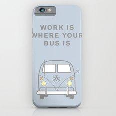 VW Bus love Slim Case iPhone 6s