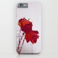 red rose. iPhone 6 Slim Case