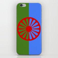 gypsy flag iPhone & iPod Skin