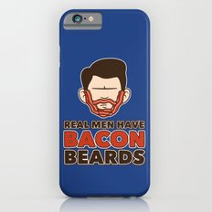 Bacon Beard (men's version) Slim Case iPhone 6s