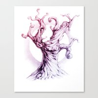 MusicTree Canvas Print