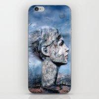 Der Windsturm ! (Solo) iPhone & iPod Skin